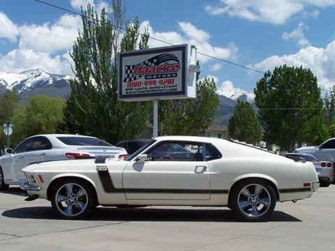 1970 Ford Mustang Boss 302 for sale in Layton, UT