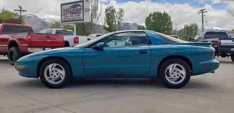 1994 Pontiac Firebird for sale in Layton, UT