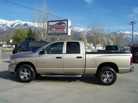 2005 Dodge Ram Pickup 1500 for sale at Haacke Motors in Layton UT