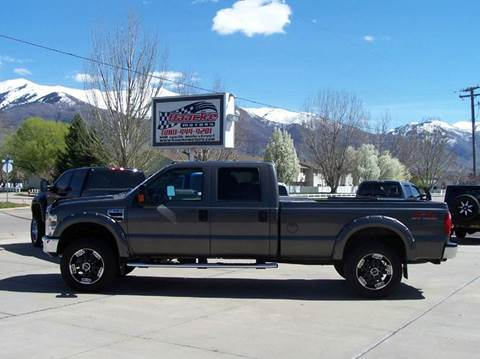 2008 Ford F-350 Super Duty for sale at Haacke Motors in Layton UT