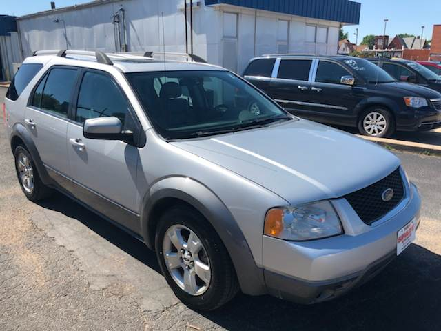 2005 Ford Freestyle Sel In Holdrege Ne Spady Used Cars