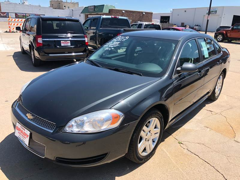2013 Chevrolet Impala For Sale At Spady Used Cars In Holdrege NE