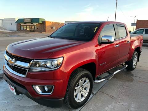 2016 Chevrolet Colorado for sale at Spady Used Cars in Holdrege NE