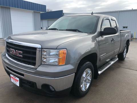 2009 GMC Sierra 1500 for sale at Spady Used Cars in Holdrege NE