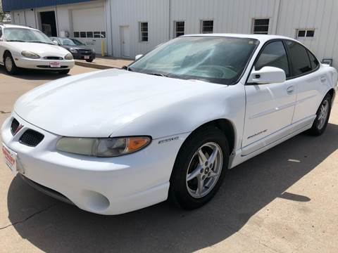 1999 Pontiac Grand Prix for sale in Holdrege, NE