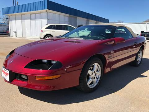 Used 1997 Chevrolet Camaro For Sale Carsforsale Com 174