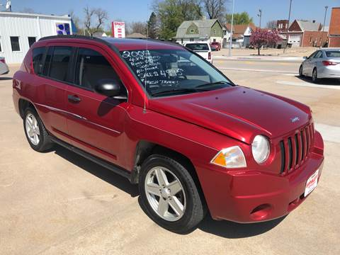 2007 Jeep Compass for sale at Spady Used Cars in Holdrege NE