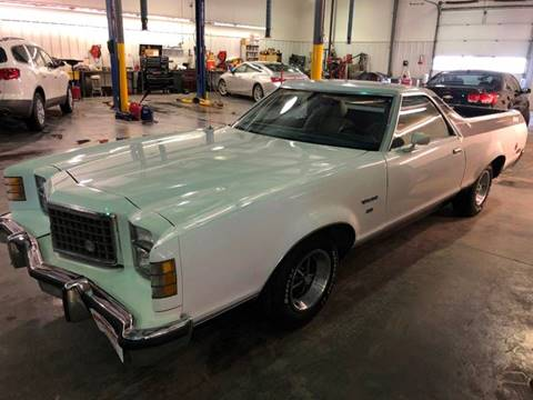 1978 Ford Ranchero for sale at Spady Used Cars in Holdrege NE