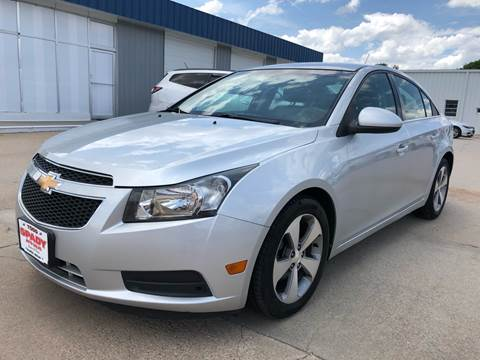 2011 Chevrolet Cruze for sale at Spady Used Cars in Holdrege NE