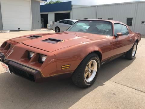 1980 Pontiac Firebird for sale in Holdrege, NE