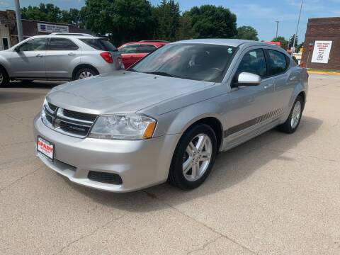 2012 Dodge Avenger for sale at Spady Used Cars in Holdrege NE