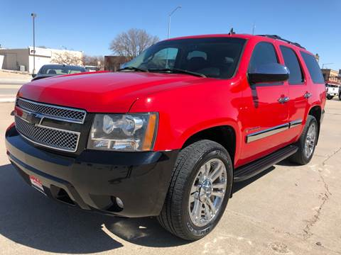 2008 Chevrolet Tahoe for sale at Spady Used Cars in Holdrege NE