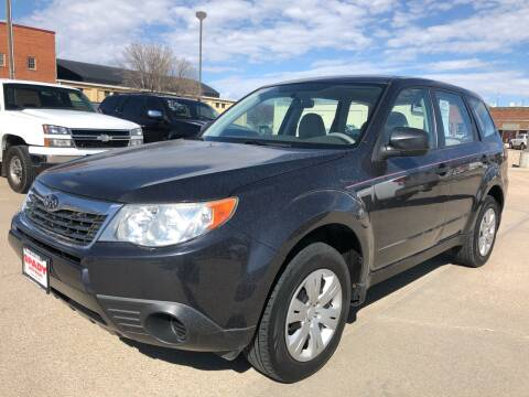 2010 Subaru Forester for sale at Spady Used Cars in Holdrege NE
