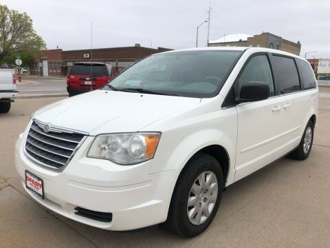 2009 Chrysler Town and Country for sale at Spady Used Cars in Holdrege NE