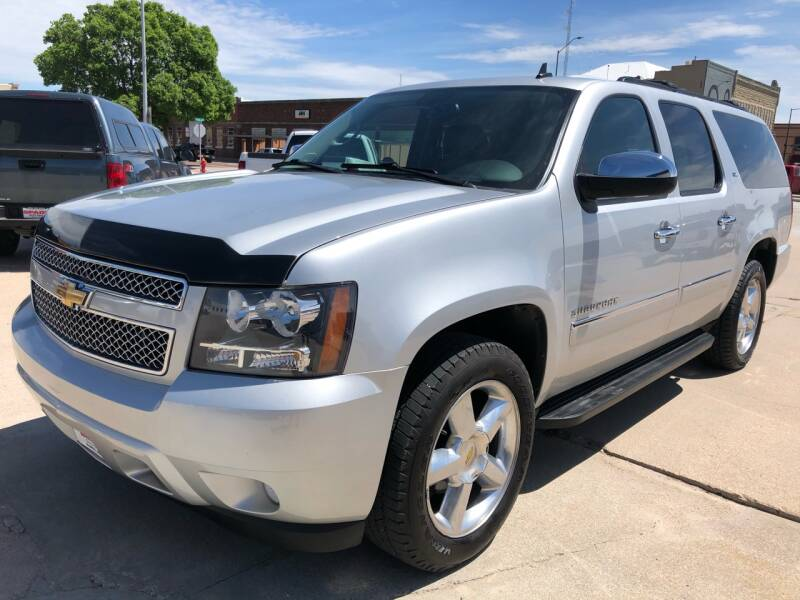 2011 Chevrolet Suburban for sale at Spady Used Cars in Holdrege NE