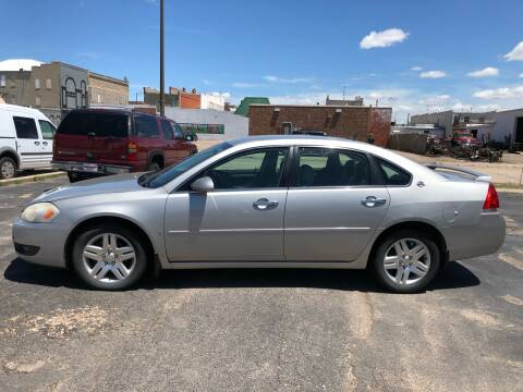2007 Chevrolet Impala for sale at Spady Used Cars in Holdrege NE