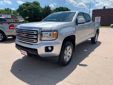 2015 GMC Canyon for sale at Spady Used Cars in Holdrege NE