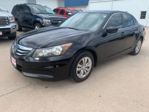 2012 Honda Accord for sale at Spady Used Cars in Holdrege NE