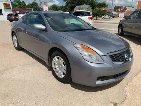 2009 Nissan Altima for sale at Spady Used Cars in Holdrege NE