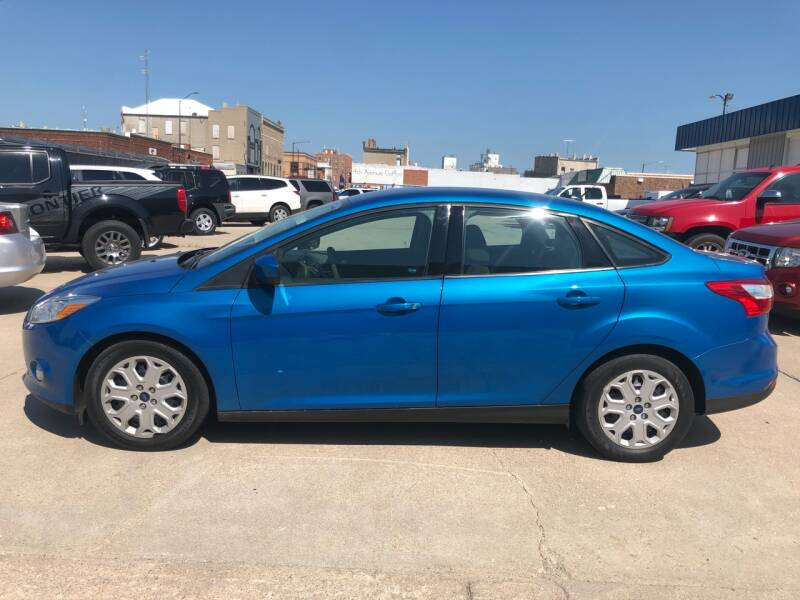 2012 Ford Focus for sale at Spady Used Cars in Holdrege NE
