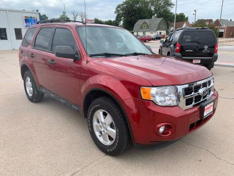 2012 Ford Escape for sale at Spady Used Cars in Holdrege NE