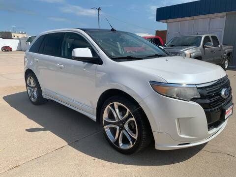 2011 Ford Edge for sale at Spady Used Cars in Holdrege NE