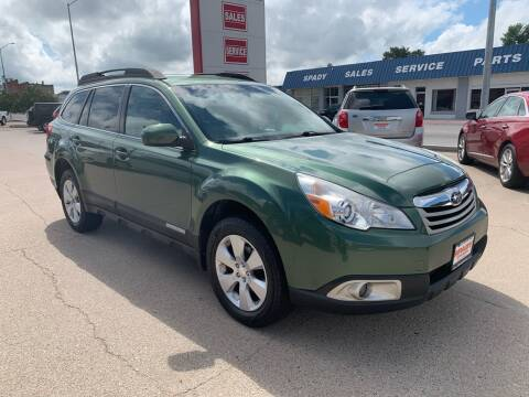 2012 Subaru Outback for sale at Spady Used Cars in Holdrege NE