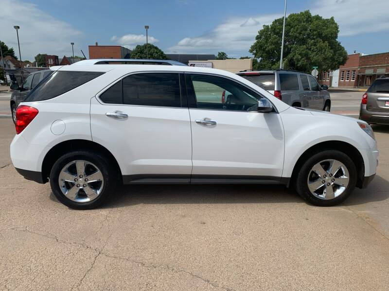 2013 Chevrolet Equinox for sale at Spady Used Cars in Holdrege NE