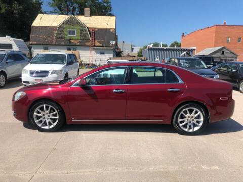 2009 Chevrolet Malibu for sale at Spady Used Cars in Holdrege NE