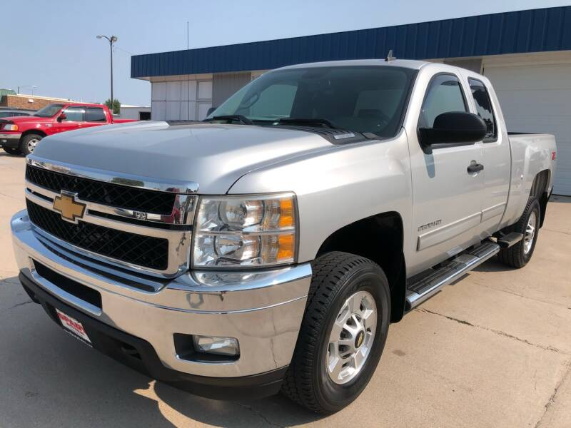 2011 Chevrolet Silverado 2500HD for sale at Spady Used Cars in Holdrege NE