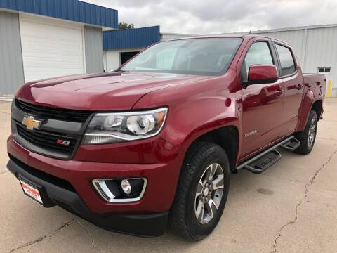 2017 Chevrolet Colorado for sale at Spady Used Cars in Holdrege NE