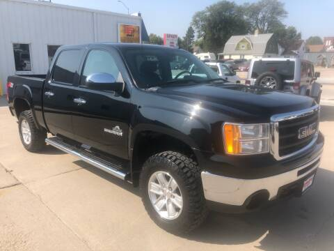 2013 GMC Sierra 1500 for sale at Spady Used Cars in Holdrege NE