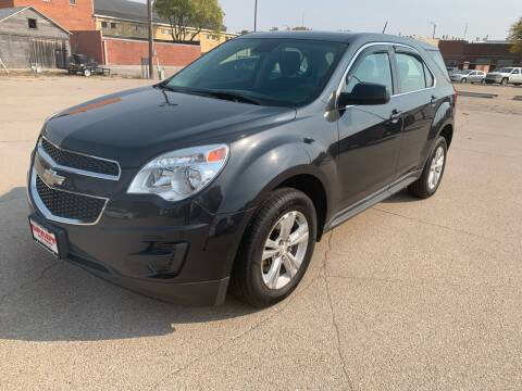 2014 Chevrolet Equinox for sale at Spady Used Cars in Holdrege NE