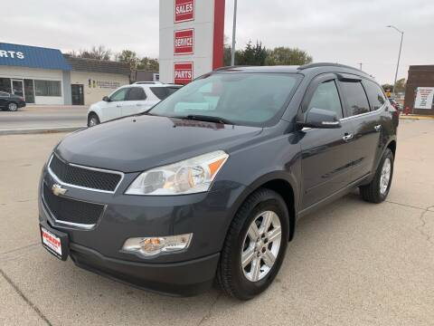 2011 Chevrolet Traverse for sale at Spady Used Cars in Holdrege NE