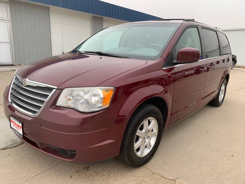 2008 Chrysler Town and Country for sale at Spady Used Cars in Holdrege NE