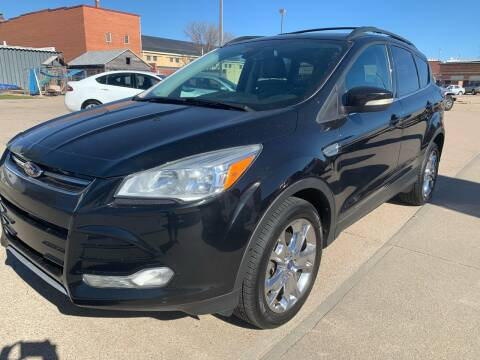 2013 Ford Escape for sale at Spady Used Cars in Holdrege NE