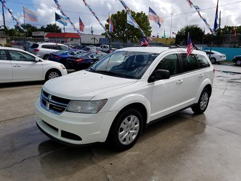 2015 Dodge Journey for sale in Hollywood, FL