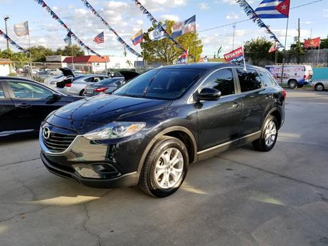 2015 Mazda CX-9 for sale in Hollywood, FL