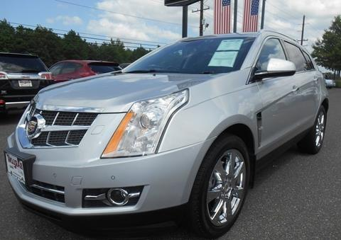 2012 Cadillac SRX for sale in Hollywood, FL