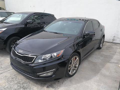 2013 Kia Optima for sale in Hollywood, FL