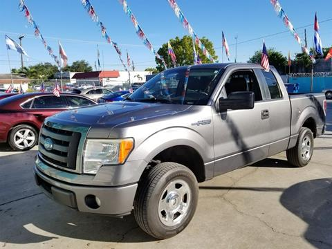 2009 Ford F-150 for sale in Hollywood, FL