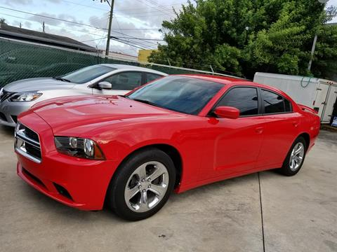2014 Dodge Charger for sale in Hollywood, FL