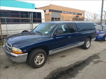 2000 Dodge Dakota for sale in Hollywood, FL