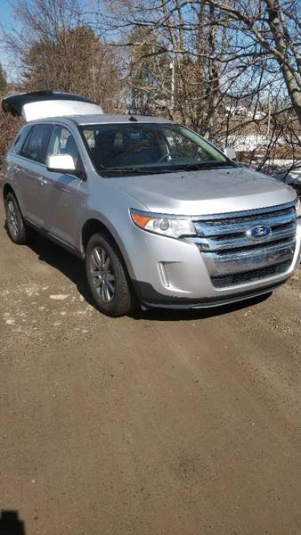 2011 Ford Edge for sale at GROVER AUTO & TIRE INC in Wiscasset ME