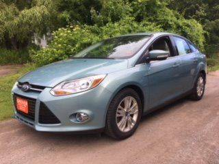 2012 Ford Focus for sale at GROVER AUTO & TIRE INC in Wiscasset ME