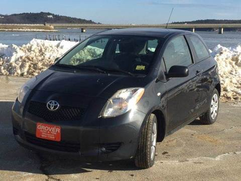 2008 Toyota Yaris for sale in Wiscasset, ME