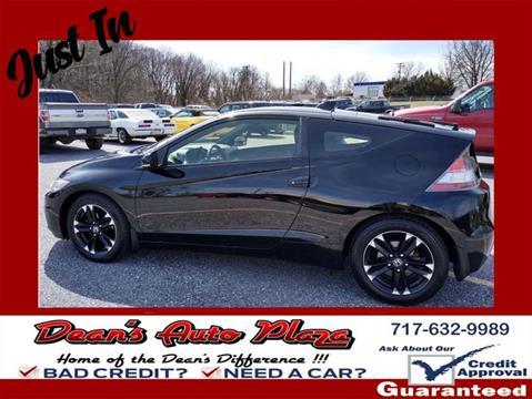 2014 Honda CR-Z for sale in Hanover, PA