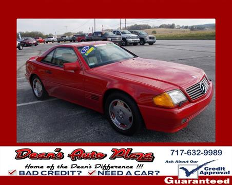 1992 Mercedes-Benz 300-Class for sale in Hanover, PA
