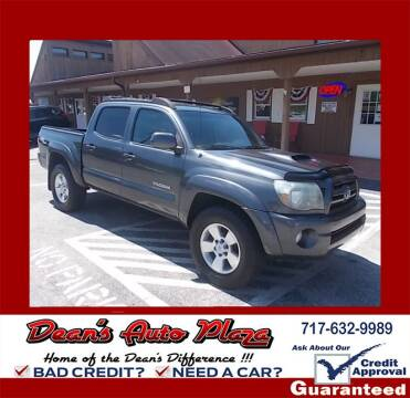 2009 Toyota Tacoma for sale at Dean's Auto Plaza in Hanover PA