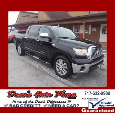 2012 Toyota Tundra for sale at Dean's Auto Plaza in Hanover PA